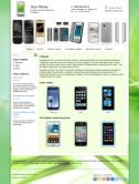 Интернет-магазин мобильных телефонов